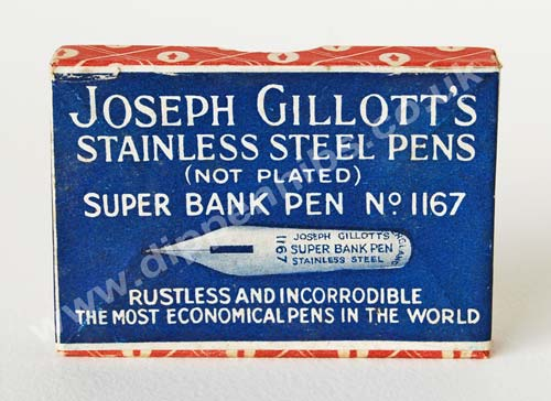Joseph Gillotts Super Bank Pen